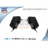 UK Wall mount Single Output Type switching power adaptor for Dimming Led driver Manufactures