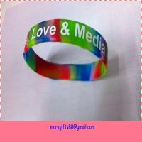 Competitive Price Mixed Color Silicone Band Manufactures