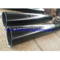 Construction ASTM A53 Steel Pipe API Carbon Steel Pipe 73mm to 339.7mm OD Manufactures