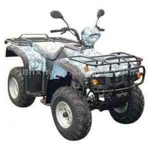 China EEC Approved 250CC ATV, Shaft Drive, Disk Brake on sale