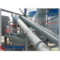 China Adhesive 15t/H Height 10m Dry Mortar Mixer Machine on sale