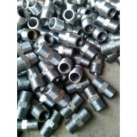 1.4539 Duplex Fittings , Stainless Steel Pipe And Fittings Pipe Hex Nipple Manufactures