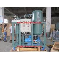 Vacuum Turbine Oil Purifier for all Turbine machine and Turboset Manufactures