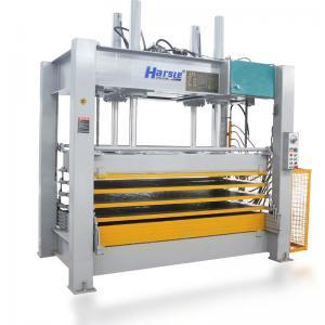 Woodworking vacuum lamination hot press machine for wooden door Manufactures