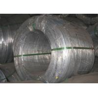 1.2mm Hot Dipped / Electro Galvanized Iron Wire Low Carbon Material Manufactures