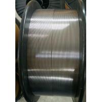 Welding Consumables Stainless Steel TIG / MIG Welding Wires Vacuum Package Manufactures