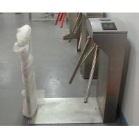 China Mechanical Security Tripod Turnstile Gate Tripod Barriers For Access Control on sale