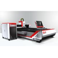 2500W IPG / Nilght CNC Fiber Laser Sheet Metal Cutting Machine Price Manufactures