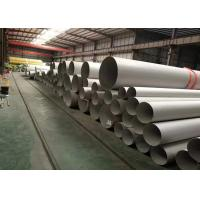 China Mill Finish Stainless Steel Welded Tube Austenitic  For General Service Customized on sale