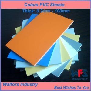 Color PVC sheet Manufactures