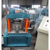 ISO Automatic Cold Steel Strip Purlin Roll Forming Machine One Year Warranty Manufactures