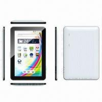 10.1-inch Tablet PC, Via 8850 CPU + 1GB RAM + 4-8GB NAND Flash + Android 4.0 OS + Wi-Fi Manufactures