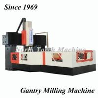 Buy cheap Professional CNC Gantry Milling Machine For Milling Railway Bogie from wholesalers