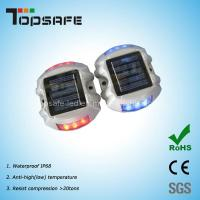 Buy cheap Cast Aluminum Solar LED Flashing 3m Solar Road Stud (TP-SR-3) from wholesalers
