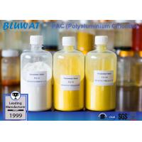 China Polyaluminium Chloride supplier distributor CAS 1327-41-9 for commercial, municipal, manufacturing use on sale