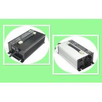 China 15 Amps 60 Volts LiFePO4 Battery Charger 4.5 KG Fast Charging For Lithium Batteries on sale