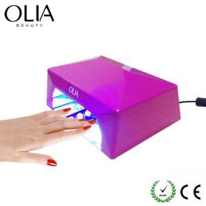 China Nail Salon Professional UV Nail Polish Nail Dryer on sale