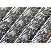 Galvanized Wire Welded Fence Panel 2 × 6 feet for Radiant Floor Heating System Manufactures