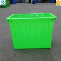 Reliable and cheap 400litre plastic water tank factory storage container Manufactures