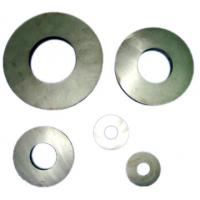 high performance motors Ndfeb rare earth speaker magnets ring with Zn coating Manufactures