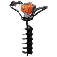 52cc Gasoline Earth Auger Driller Two Man Deep Drill Bits for Earth / Ice drill Manufactures