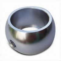 Auto Precision Turning and Milled Part, Made of of Aluminum, OEM/ODM Orders are Accepted Manufactures
