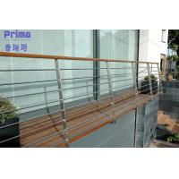 Outdoor Balcony Steel Railing/Stainless Steel Handrails Design Manufactures