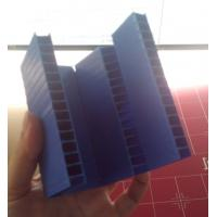 PP corrugated pattern making CNC cutter