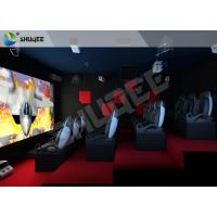 Geneiue 4d Cinema Experience 4D Theater System Equipment Customize Outside Mode Manufactures