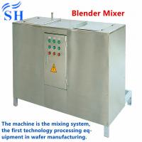 SAIHENG Full-Automatic Soft Wafer Biscuit Baking Machine Production Line Manufactures