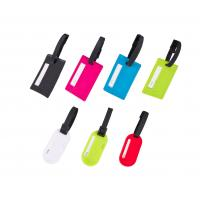 Lovely Travel Luggage Accessories Suitcase Tags Plastic For Vacation Manufactures