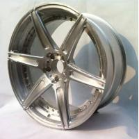 BBF12/6 spokes wheels/2 Piece Forged wheels for BMW X6/step lip/not finished/Adv1 design Manufactures