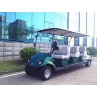 China EQ9062 48V 3KW 6 seater electric golf cart/city bus with DC motor on sale