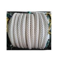Boat Anchoring Nylon Mooring Rope 72mm 220 Meters Excellent Fracture Resistance Manufactures