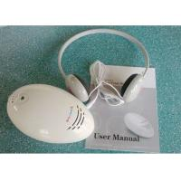 Buy cheap Contec brand 2MHZ Baby Sound C Prenatal Fetal Doppler Baby Heart Monitor with CE approved from wholesalers