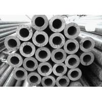 ASTM A295 52100 SAE 52100 Round Bearing Steel Tube , Thick Wall Stainless Steel Tubes Manufactures