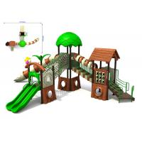 China Toddlers Outdoor Playground Equipment Set for Garden and Park on sale