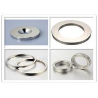 small pieces slice disc Neodymium Magnets with customized sized hole with ISO9001 and ISO14001 Manufactures