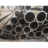 6063 T6 Extruded Aluminum Round Tubing Corrosion Resistance And Easily Weld Manufactures