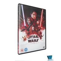 2018 hot sell Star wars the last jedi Region 2 UK DVD movies region 2 Adult movies Tv series Tv show free shipping Manufactures