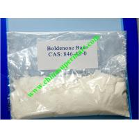 846-48-0 Bodybuilding Cutting Cycle Steroids Powder Boldenone Base / Dehydrotestosterone Manufactures