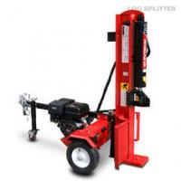 Industry Woods Log Splitter Machine 50 Ton Powerful For Hardwood Manufactures