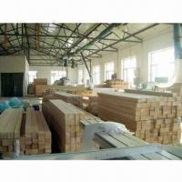 China Sawn timber, used for decking/wood furniture/outdoor fence/garden houses on sale