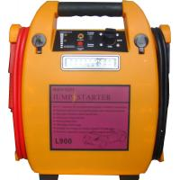 China Automotive Jump Starter with 24V/22Ah Battery and 260psi Air Compressor, LEDs, Inverter for Big Truck on sale