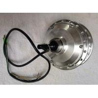 Quality 200W - 250W Electric Bicycle Parts , Brushless Electric Bicycle Hub Motor for sale