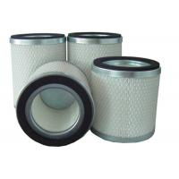 High Efficiency Replacement Cartridge ULPA Filter , Industrial Air Filter For Dust Manufactures