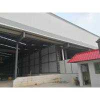 Hot - Dipped Galvanized Workshop Steel Structure 4000 Square Meter Manufactures