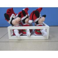 10cm Full Set Original Family Disney Soft Toys in Tray For Christmas Manufactures