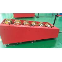 China PP Plate Wire Plating Equipment , Nickel Plating Equipment Fast Sanding Speed PLC Control on sale