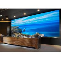 SMD3 In1 Large Led Video Screens , 1.667mm Pixel Pitch Events Led Display Hire Manufactures